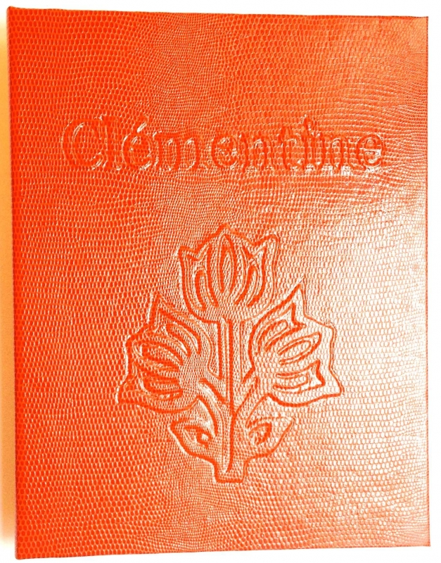 cahier clementine